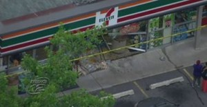 Car-smashed-into-Islip-Terrace-7-Eleven