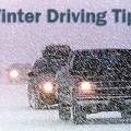 Winter Driving Tips in the Snow and Ice