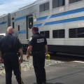 Accident on Riverhead, New York, Rail Road Tracks Injures Two People
